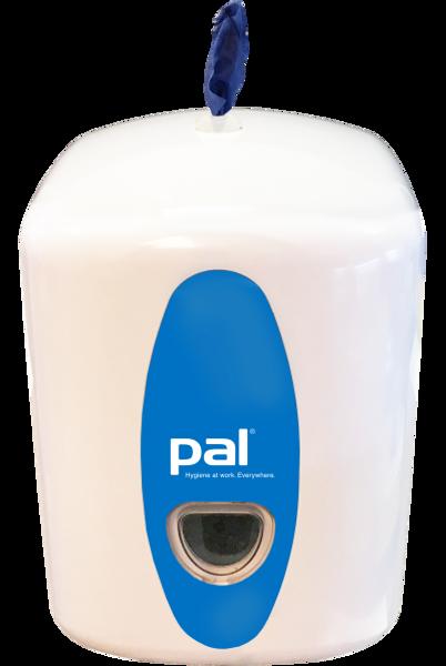 Pal Maxi8 Wet & Dry Wipe Dispenser
