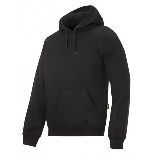 Picture of Snickers Hoodie, Black, Size: Xlarge