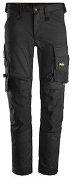 Snickers Allround Work Stretch Trouses, Black