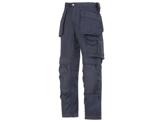 Craftsmen Trousers Cooltwill, Navy