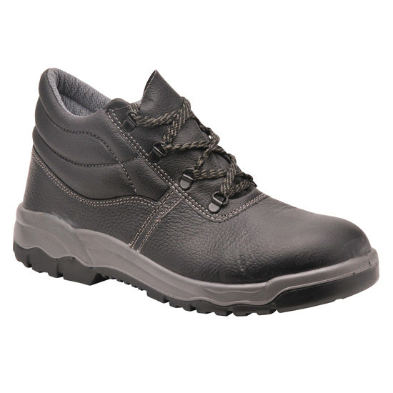 Picture of Portwest FW23 Steelite™ Kumo Black Laced Boot, Size 14
