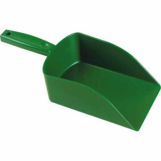 195mm Seamless Hand Scoop, Green