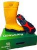 Safegrip S4 Yellow Safety Wellington