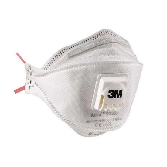 3M™ Aura™ Particulate Respirator, FFP3,