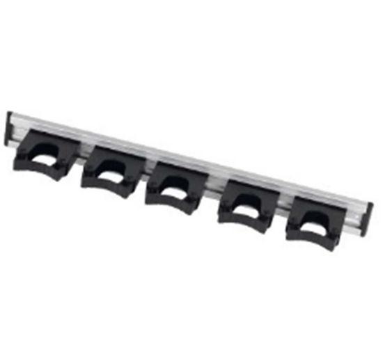 515mm Aluminium Hanging Rail Set