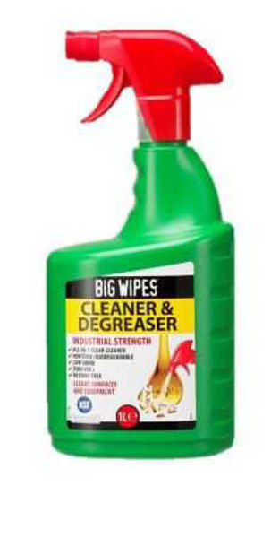 Big Wipes Pump Spray Precision Cleaner & Degreaser 1Ltr