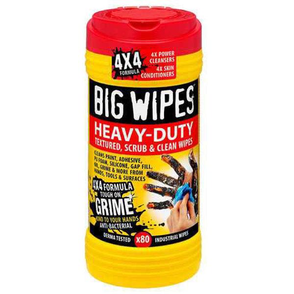 Big Wipes, Heavy-Duty Wipes 80s Wipes