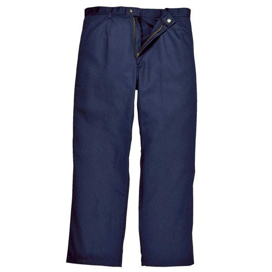 Bizweld Flame Retardant Trouser, Navy
