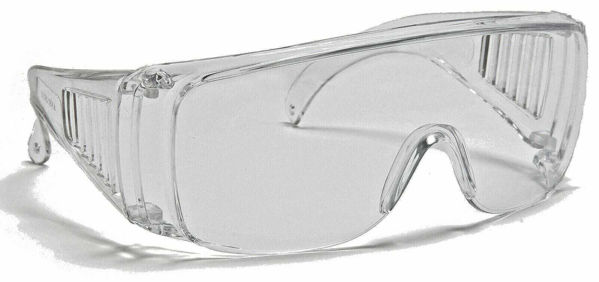 Blackrock Over Spectacles/ Safety Glasses