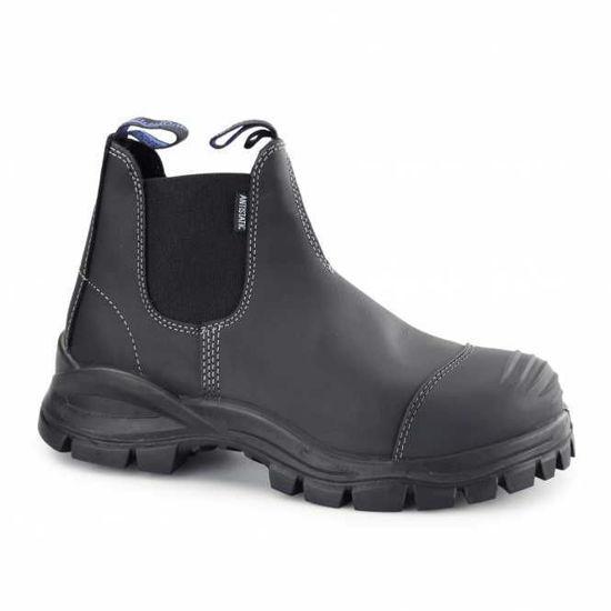 Blundstone Safety Dealer Boot, Black