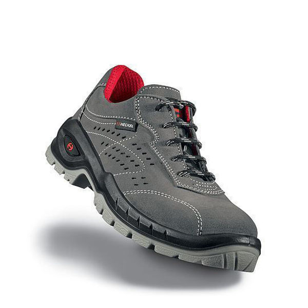 UVEX SUXXEED S1P LOW TRAINER, SIZE:8