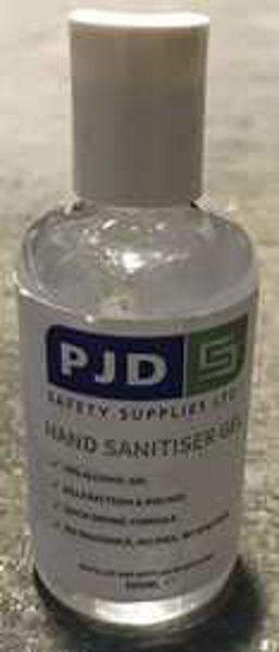 Bodytech Hand Sanitiser, 70% Alcohol Gel, 100ml