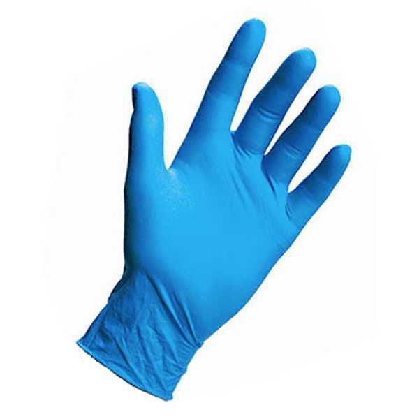 Bodytech Nitrile PF (1000 Case), Blue