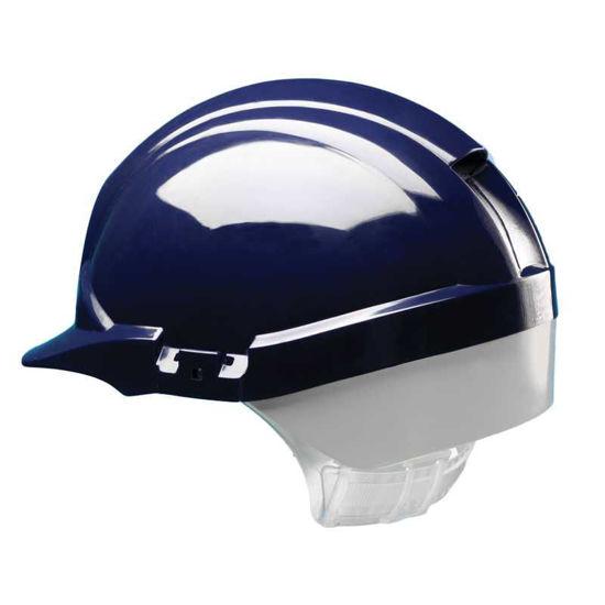 Centurion Reflex Helmet Blue with Silver Strip