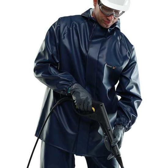 Chemsol HG Jacket, White
