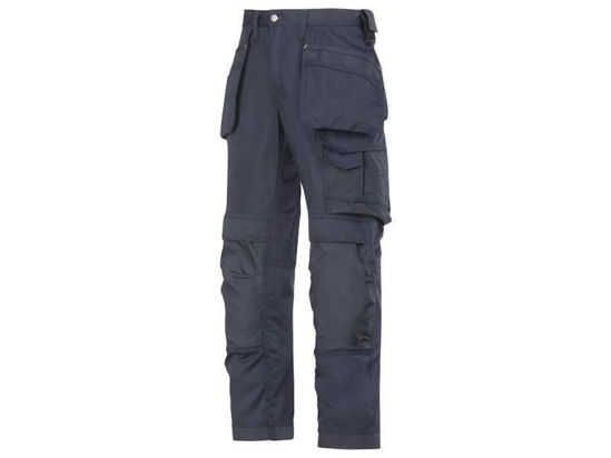 Craftsmen Trousers  Cooltwill, Navy (36L)W/ Holster Pockets