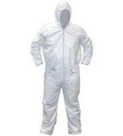 Deluxe Type 5/6 Coverall (Non Laminated)