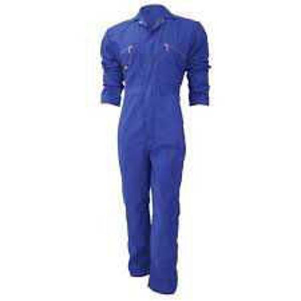 Dickies Zip Boilersuit - Royal Blue,