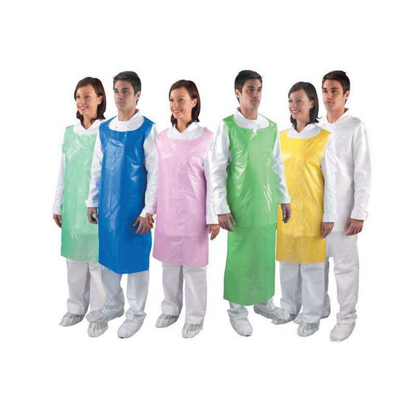 Disposable Apron Flat Packed (1000 Case)