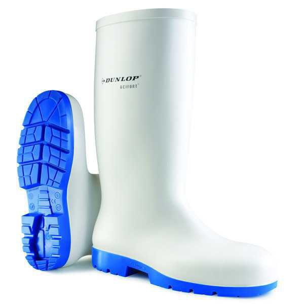 Dunlop Acifort Classic +  Safety Wellington, White