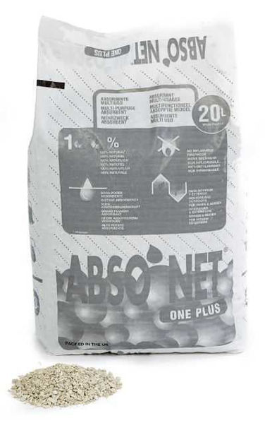 Ecospill Abso'net One Plus, 20L Bag