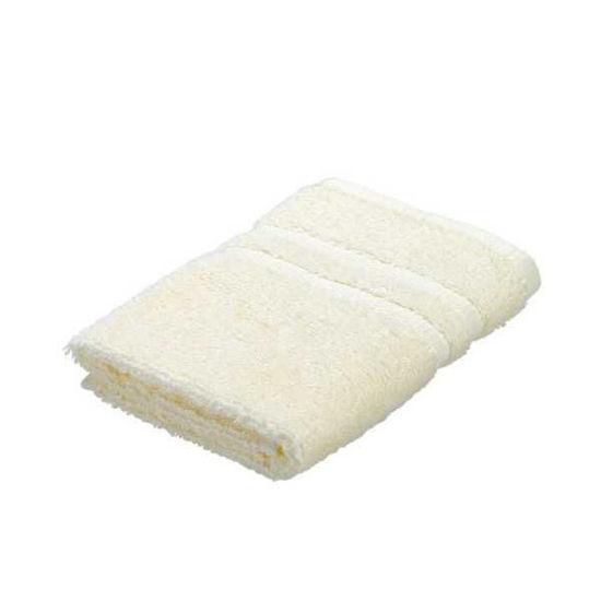 Elegance Face Cloth, Cream (6pk)