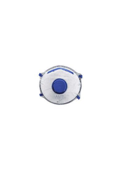 FFP2 Carbon Valved Dolomite Respirator P223, (10 Box)