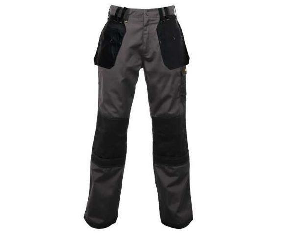 Hardwear Holster Trousers, Iron/Black Size: 40S
