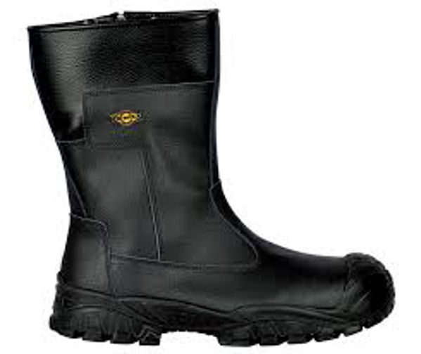 Picture of COFRA BLACK RIGGER BOOT, PAIR SIZE:6