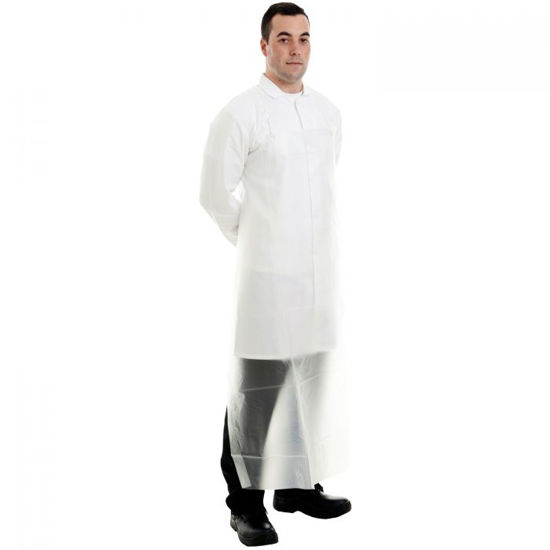 Picture of SUPERTOUCH PVC CLEAR APRON, 25/CASE
