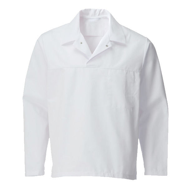 Picture of BODYTECH FOOD SMOCK, WHITE