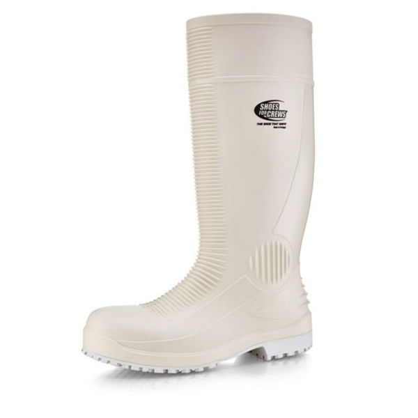 Picture of SFC GUARDIAN S4 WELLINGTON, WHITE, SIZE:10