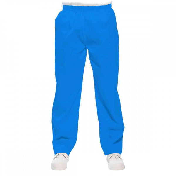Picture of TROUSERS, FOOD TROUSER, ROYAL BLUE SIZE:SMALL