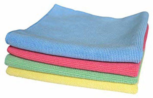 Picture of CONTACT MICROFIBER CLOTH, 40 x 40cm, 10 PER PACK, PACK