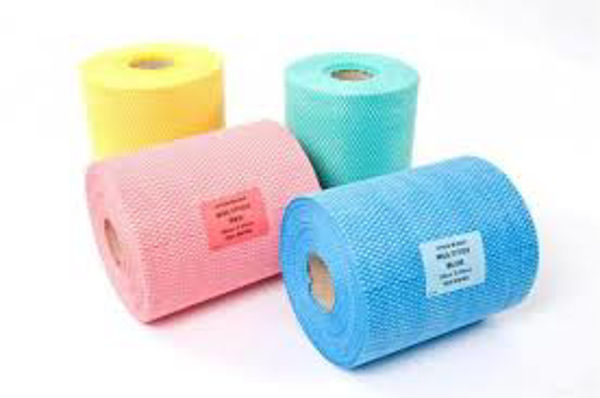 Picture of WAVY LINE CLOTH 30x50CM 6/CASE (425 SHEETS PER ROLL)