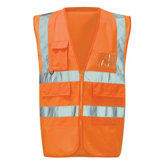 Picture of Orbit Milanese Executive Hivis Vest