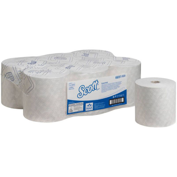 Picture of Scott® ESSENTIAL™ Hand Towels,  Roll