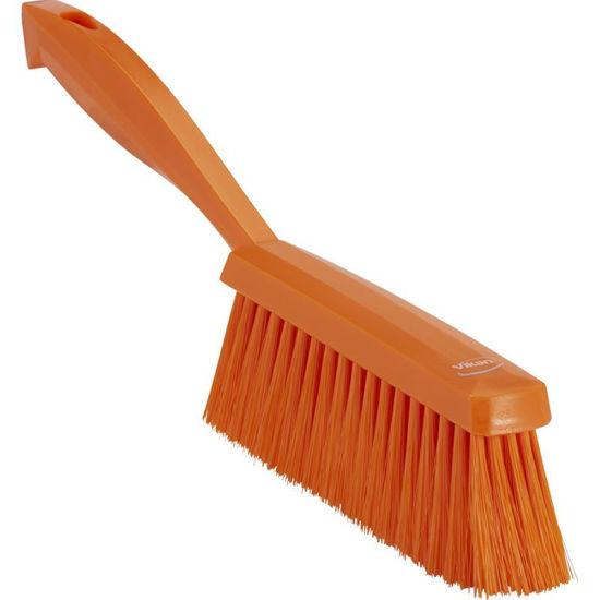 Picture of Vikan Soft Hand Brush, 330 mm, Orange