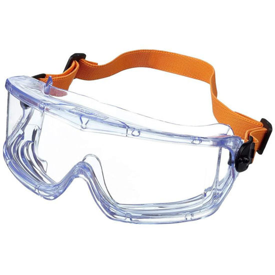 Picture of Honeywell V-Maxx Indirect Ventilation Pc Fogban Lens, Clear, Elastic Headband