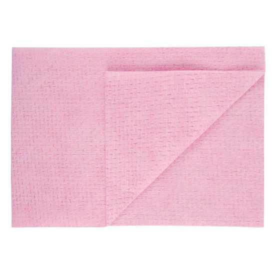Picture of Hy-Tech Heavy Duty Red Velette Cloths