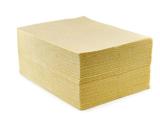 Premier Chemical Pad, 50cm x 40cm, 100/Pack