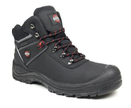Picture of Carson Waterproof Safety Hiker, Size 4