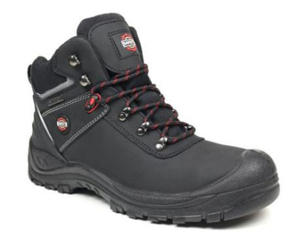 Picture of Carson Waterproof Safety Hiker, Size 5