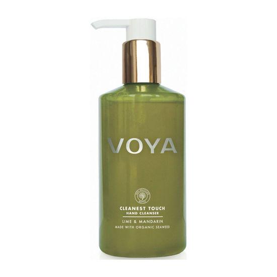 VOYA Cleanest touch Hand Cleanser, Lime & Mandarin, 300ml