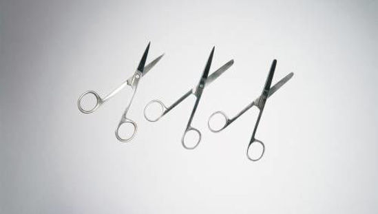 Steroplast Medical Scissors, Blunt