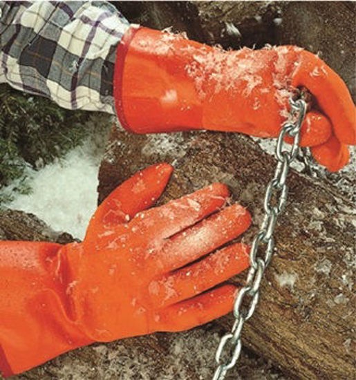 Picture of Ansell Polar Grip® Orange Cold Resistant Gloves