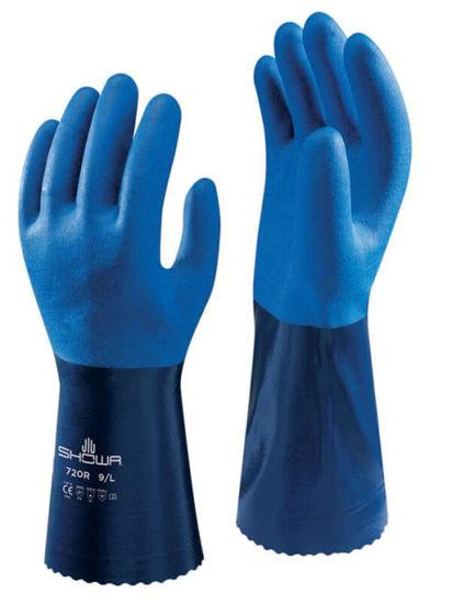 Showa Nitrile Chemical Resistant Glove