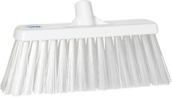 Picture of Vikan Broom, 330mm, Very hard, White