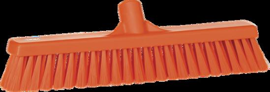 Picture of Vikan Broom, 410mm, Soft, Orange