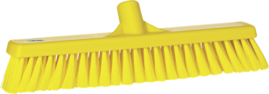 Picture of Vikan Broom, 410mm, Soft, Yellow